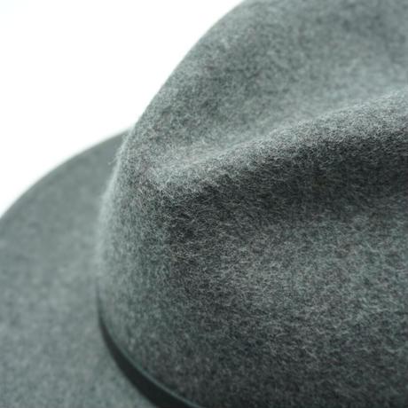 STETSON Explorer Hat(グレー)