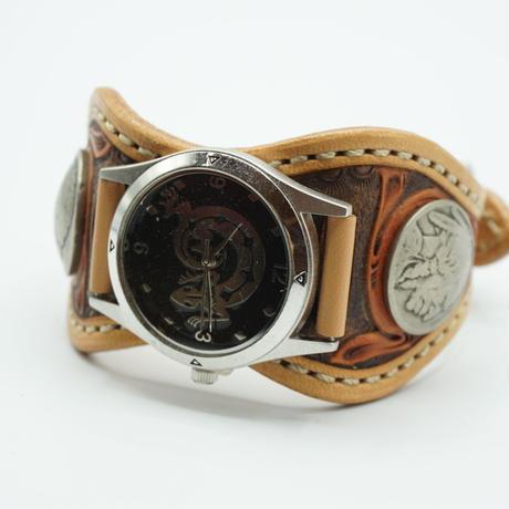 KC,s Watch bless Espanola craft DX(タン)