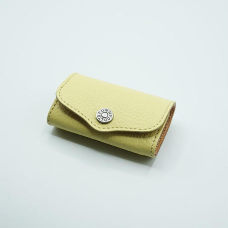 FUNNY Box Coin Case Shrink(イエロー)