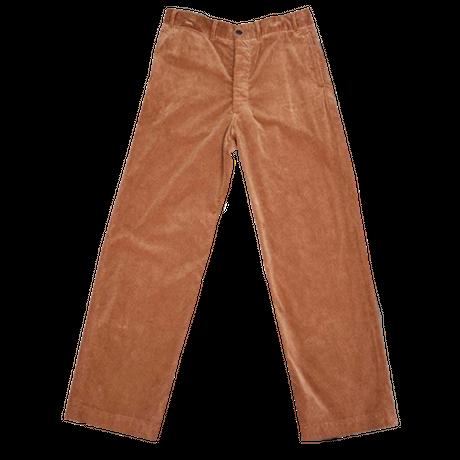 Cushman corduroy work pants(ブラウン)