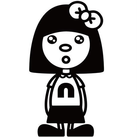 ニュウちゃん ロングスリーブTシャツ