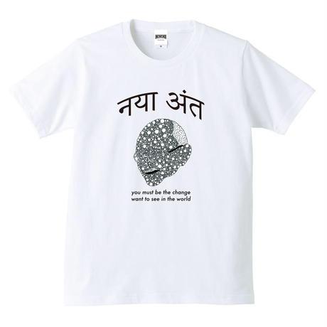 Gandhi1 Tシャツ