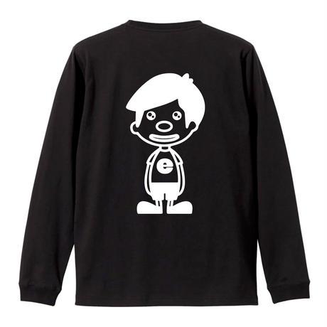 エンドウくん ロングスリーブTシャツ