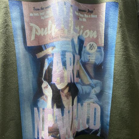 オリジナルプリントスウェットシャツ