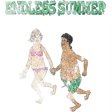 【NEW VINTAGE】ENDLESS SUMMER D-2Tシャツ
