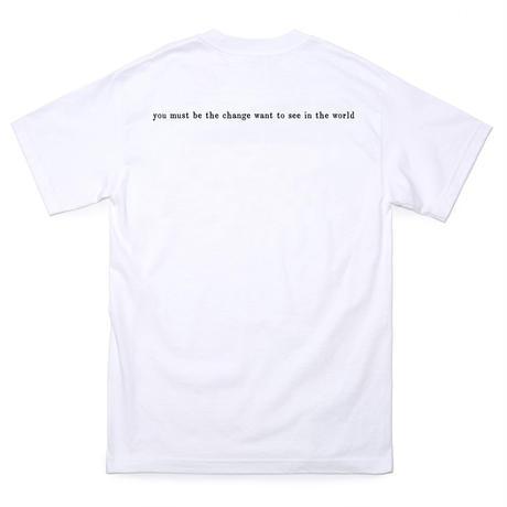 Gandhi2 Tシャツ