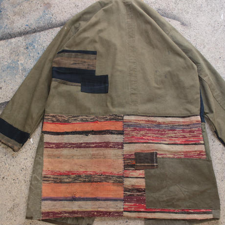 【Rifatto】Boro patchwork coat