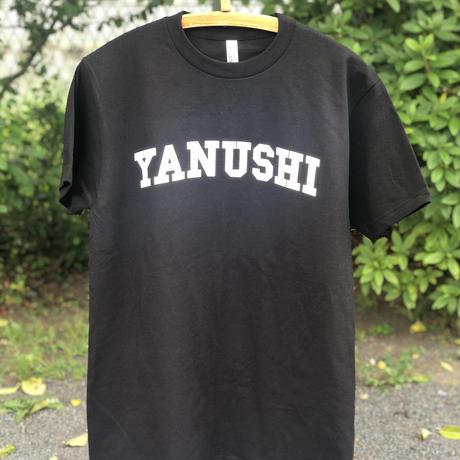 """家主""""YANUSHI""""Tシャツ"""