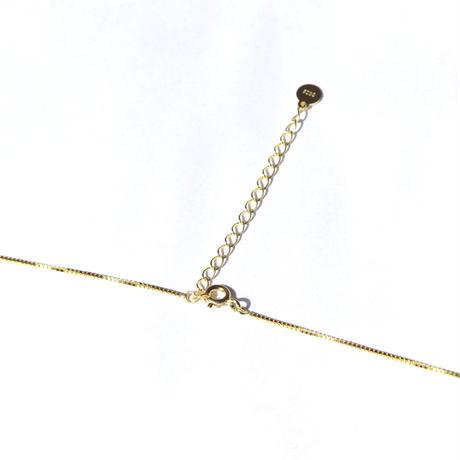 necklace-02【シルバー925-18金コーティング】