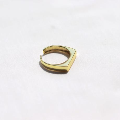 ring-08【シルバー925 18金コーティング】