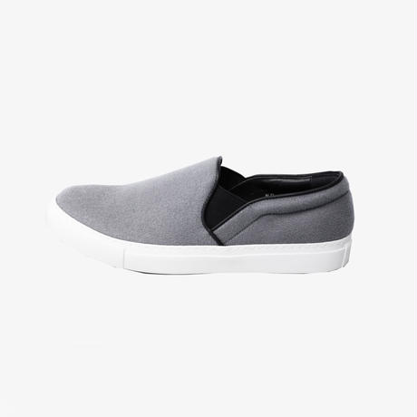 neu. SLIP-ON (MENS) GRAY