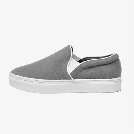 SLIP-ON (WOMENS) GRAY