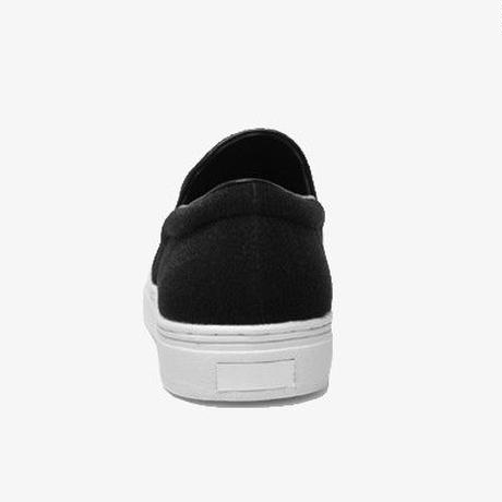 SLIP-ON (MENS) BLACK