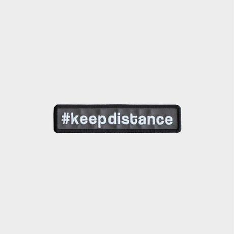 #keepdistance
