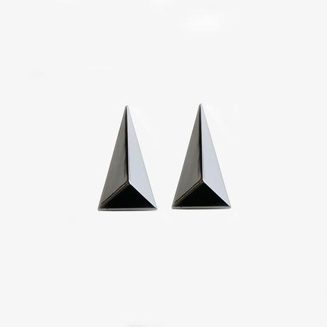 Triangle Studs (Tall)