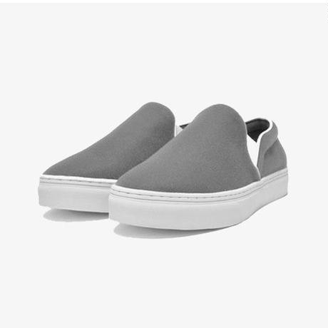 SLIP-ON (MENS) GRAY