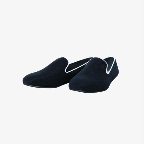 NT OPERA SHOES (BLACK/WHITE)