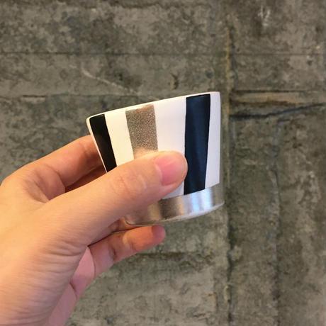 THE ACE SHOP   徳田吉美 漆蒔きカップ(小) フラッグ