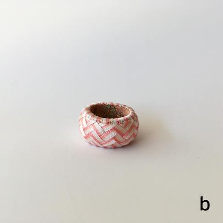 KAGARU | 加賀指ぬき[さざ波/ピンク]