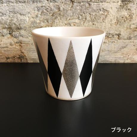 THE ACE SHOP | 徳田吉美 漆蒔きカップ(大) アルルカン