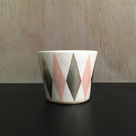 THE ACE SHOP   徳田吉美 漆蒔きカップ(小) アルルカン