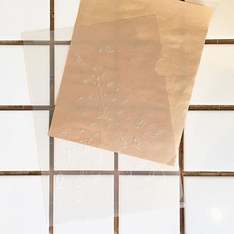 Yasuhiro Suzuki | クリアファイル 作品相関図