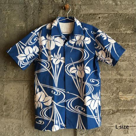 mocomode | ヴィンテージ浴衣リメイク アロハシャツ