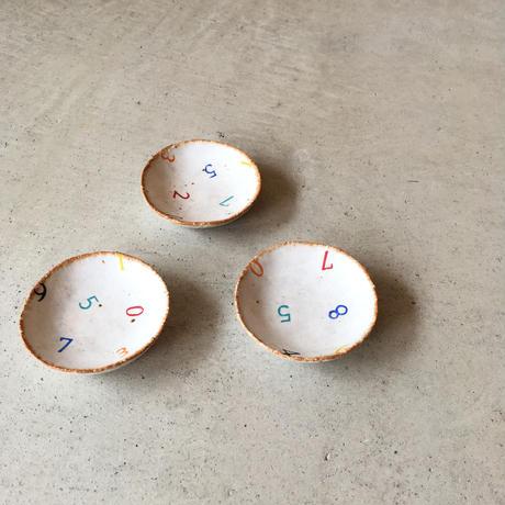 THE ACE SHOP | 徳田吉美 ナンバー入り豆皿