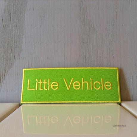 THE ACE SHOP | Wappen / Little Vehicle (L)