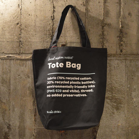 LITTLE CALIFORNIA|Local Mission Market tote bag