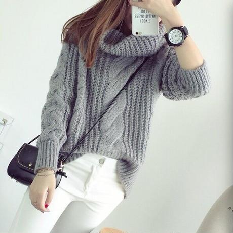 タートルセーター全4色