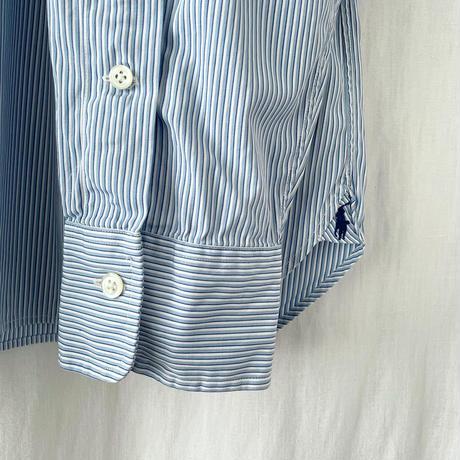 "▪️ "" Polo Ralph Lauren  "" REGENT "" Cotton Stripe Shirts ▪️"