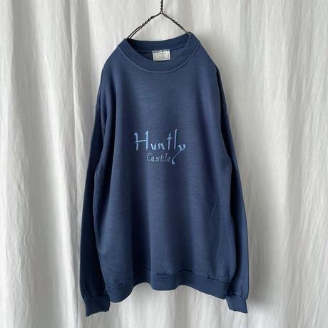 """▪️ """" 刺繍 Knit Sweat Shirts """" made in Scotland ▪️"""