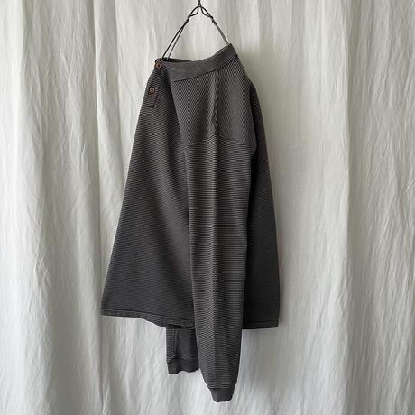 """ Patagonia "" Cotton Border  Sweat Polo Shirts"