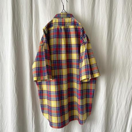 """ Polo Ralph Lauren "" "" BLAKE "" S/S Cotton Check Shirts"