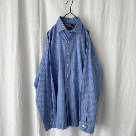 "▪️ "" Polo Ralph Lauren  "" REGENT "" Cotton Check Shirts ▪️"