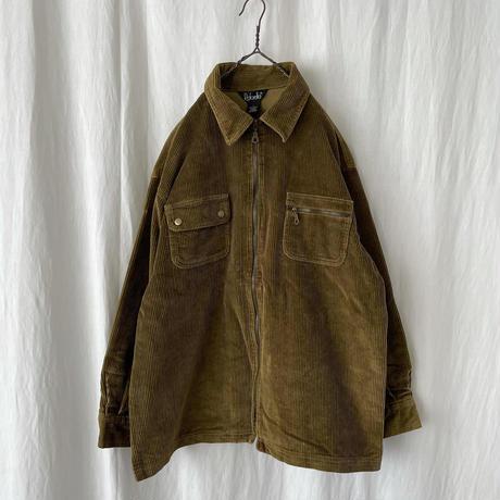 "▪️ "" Rafaella "" 太畝 Corduroy Zip-up Shirts ▪️"