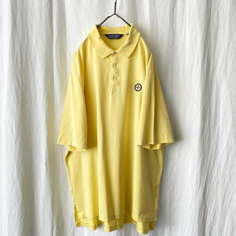 """ POLO GOLF "" S/S 100% Pima Cotton 刺繍 Polo Shirts"