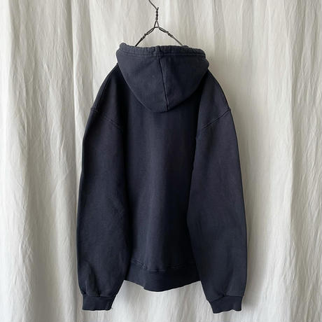 "90′s "" L.L.Bean × Russell Athletic "" Sweat Parka made in usa"