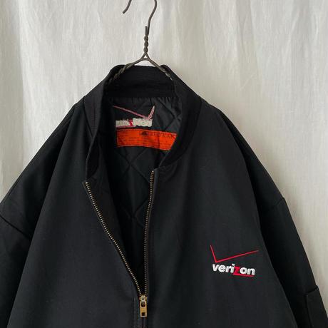 """▪️ """" RED KAP """" Verizon """" Zip-up Work Jacket ▪️"""
