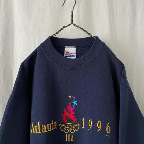 "▪️ 1996 "" Atlanta Olympic "" 刺繍 Sweat Shirts  ▪️"