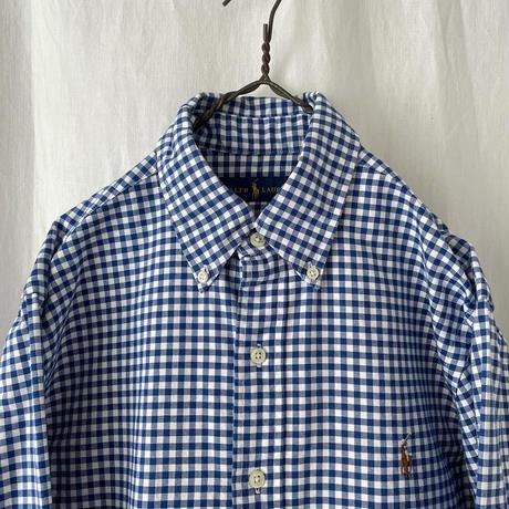 "▪️ "" Polo Ralph Lauren "" Cotton Check Shirts ▪️"