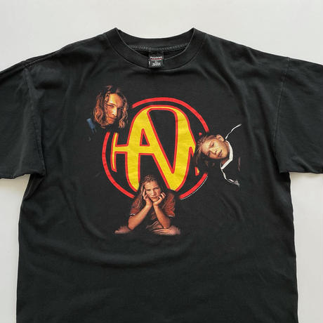 """1998 """" HANSON """" Printed T-Shirts made in usa"""
