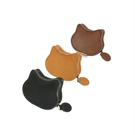 ネコのコインケース 全3色