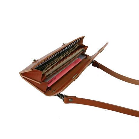 お財布ショルダーバッグ 全8色