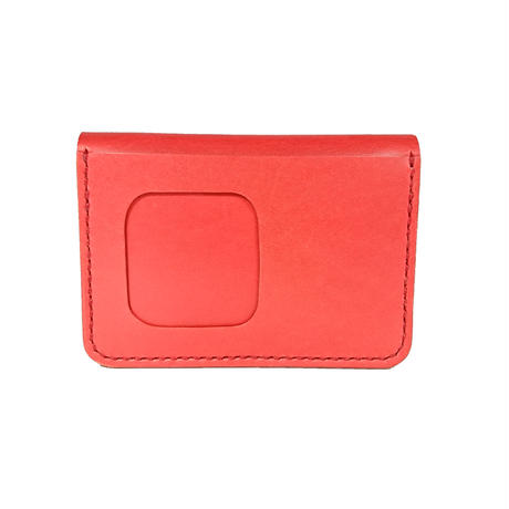 2つ折りのカードと小銭入れ (PASMOタイプ) 全8色