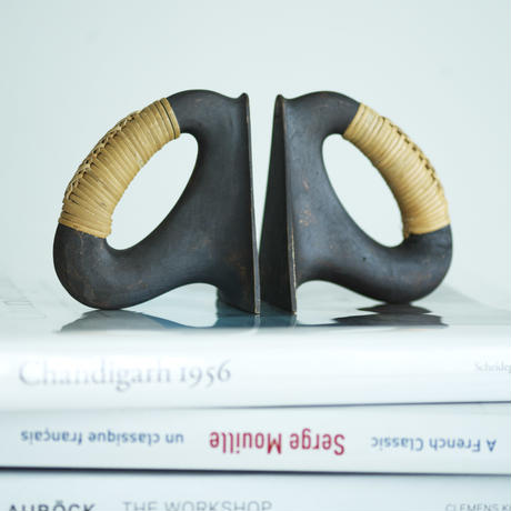 CARL AUBÖCK カール・オーボックBOOKENDS (No.ASM005)