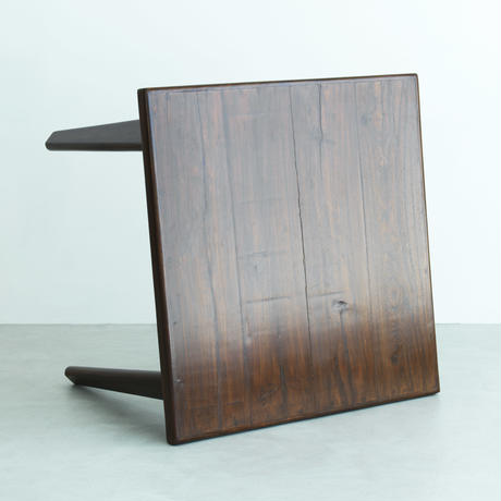 PIERRE JEANNERET ピエール・ジャンヌレ  SQUARE TABLE 1959~60 ORIGINAL VINTAGE (No.T4)