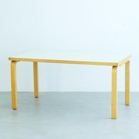 ALVAR AALTO アルヴァ・アアルト 81A TABLE & CHAIR66 4脚セット ORIGINAL VINTAGE (No.T2C8)