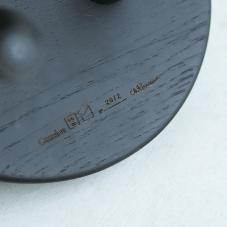 CHARLOTTE PERRIAND シャルロット・ペリアン TABOURET BERGER ベルジェ スツール (No.ASM001)